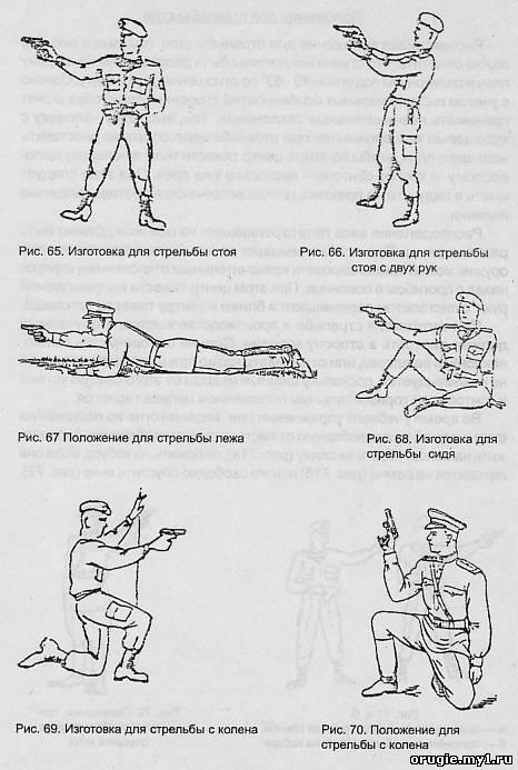 Изготовка для стрельбы с колена положение ног тела рук массажер простаты интернет магазин